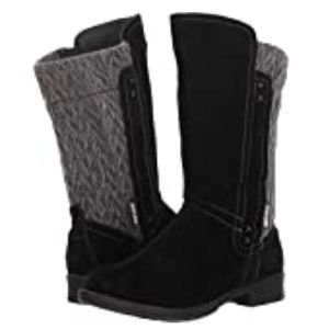 New Muk Luks Casey faux suede boots